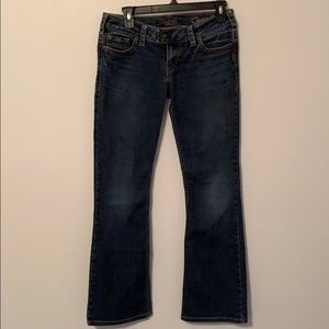 Silver Tuesday Jeans Bootcut